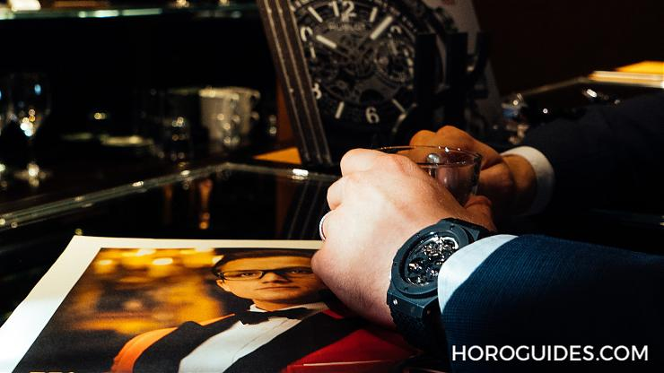 The man from the future 告訴你為什麼要買HUBLOT ✕ Loic Biver