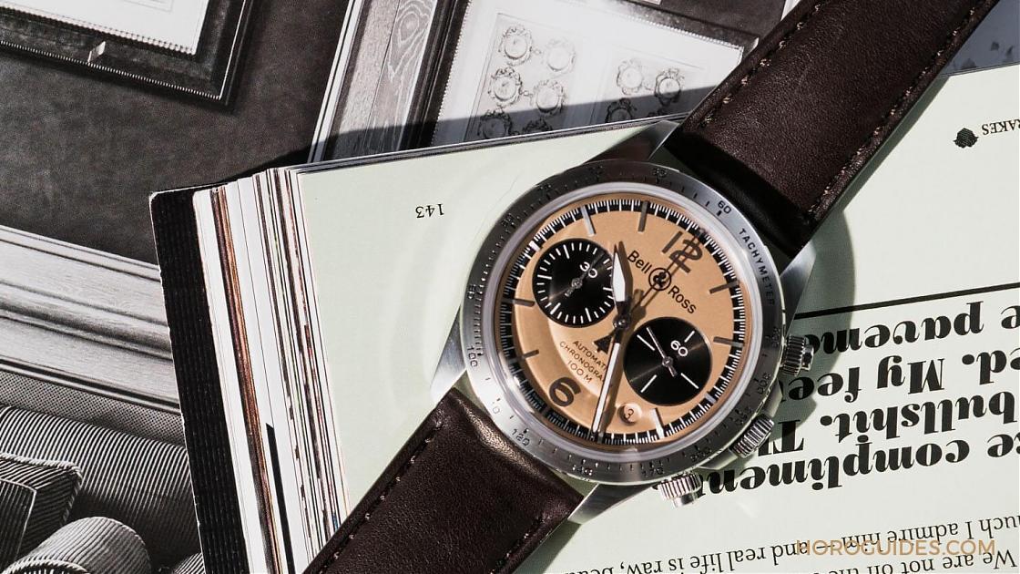 reputable site d99b2 fe369 BELL & ROSS BellyTanker,靈感源自賽車的摩登復古時計 ...