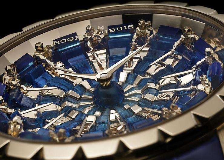 英雄故事都是從這來的:ROGER DUBUIS Excalibur Knights of the Round Table III