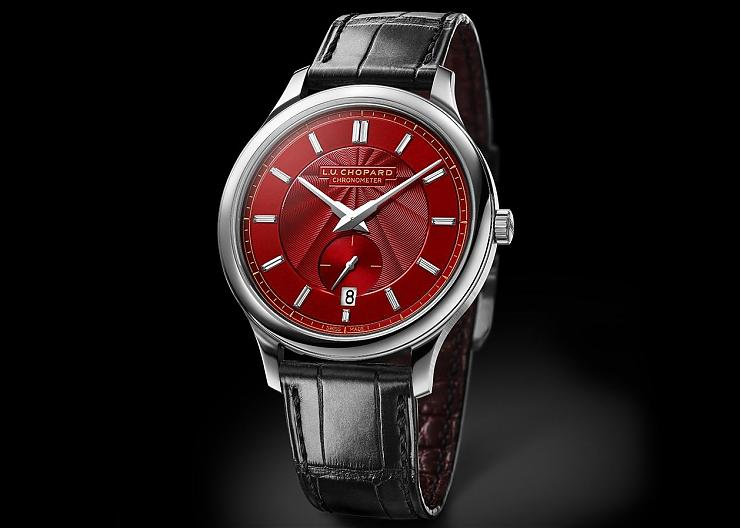紅色魅力 艷壓全場-CHOPARD L.U.C XPS 1860 Red Carpet Edition