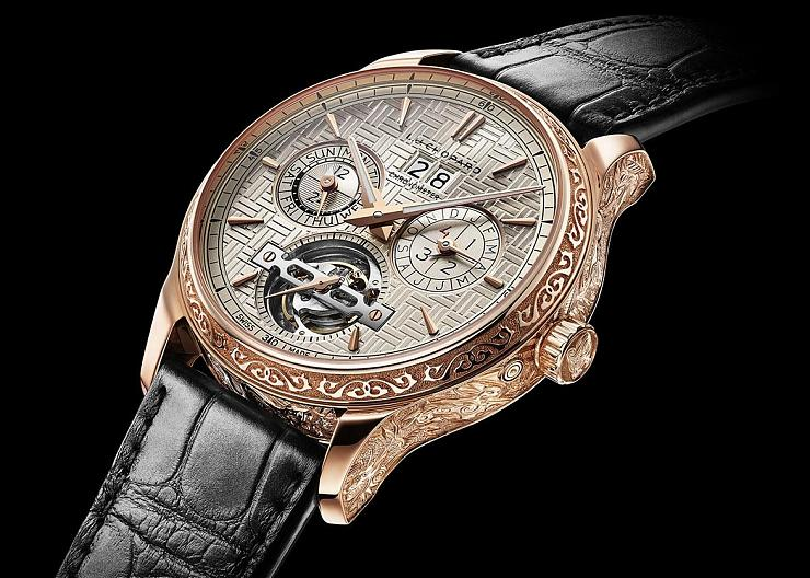 不用年年等 CHOPARD L.U.C Perpetual T Spirit of the Chinese zodiac讓你一次收齊12生肖