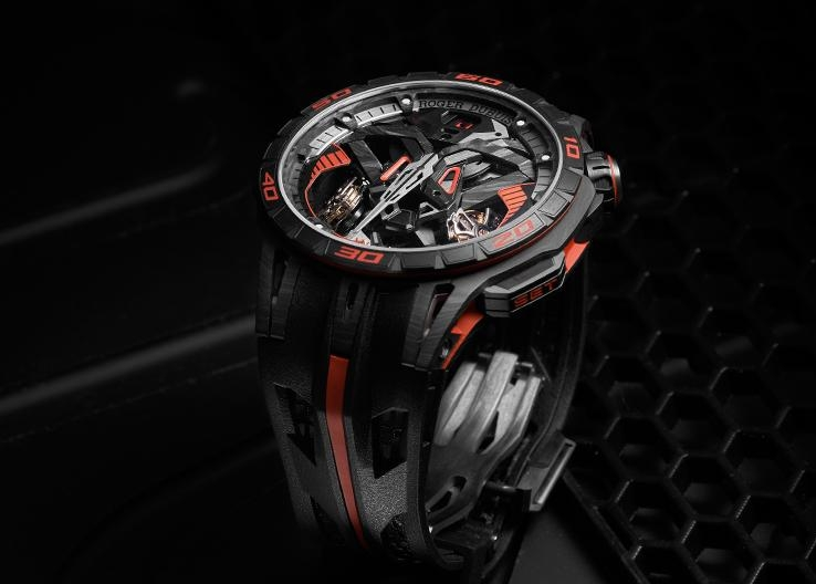 SIHH 開幕當日就Sold Out!羅杰杜彼三方聯名的話題之作Excalibur One-Off