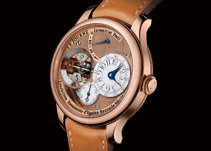 F.P. Journe 最吸睛的垂直式陀飛輪腕錶 - Tourbillon Souverain Vertical