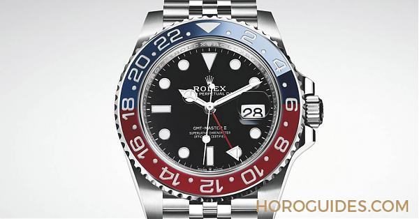 on sale d6299 9c0ec BASEL 2018]勞力士環球腕錶:GMT–MASTER II 126710 BLRO ...