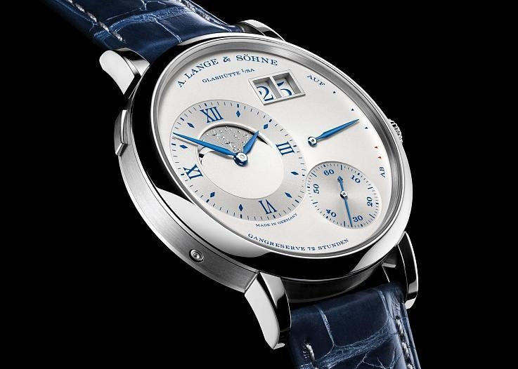 朗格推出第二款25週年限量版 - Lange 1 Moon Phase '25th Anniversary'