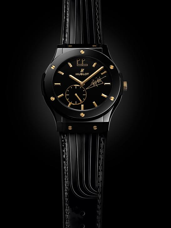 finest selection 6deab ac4a2 HUBLOT × 朗朗Classic Fusion三問陀飛輪特別限定款- Horoguides ...