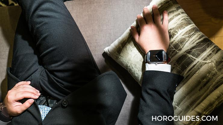 H. MOSER & CIE - ENDEAVOUR - 1341-0103 - 這不是你第一只錶 但有可能是你的最後一只錶 H.MOSER ✕ 中美Peter