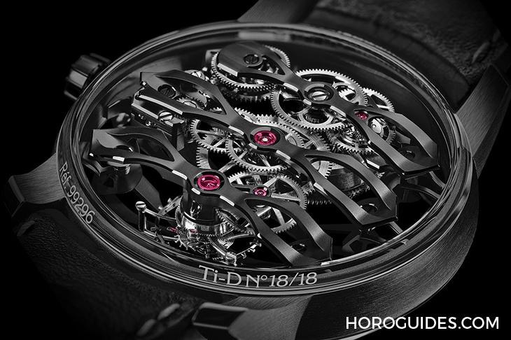 GIRARD-PERREGAUX - 懸浮幻覺來襲!GP三飛橋陀飛輪限量腕錶Aston Martin特別版
