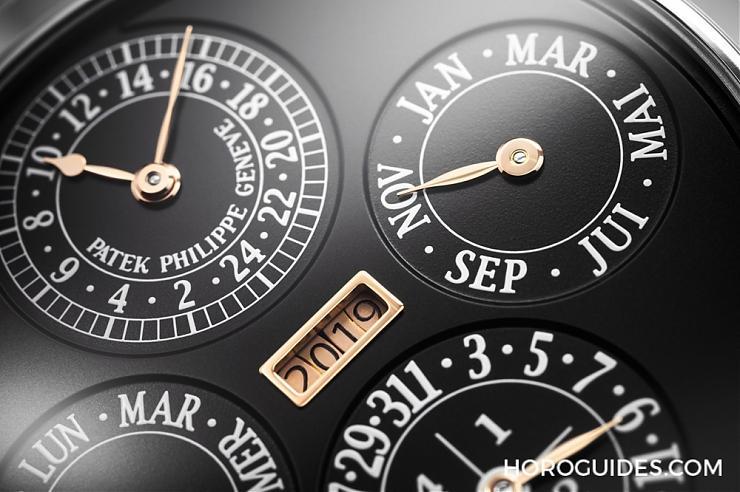PATEK PHILIPPE - GRAND COMPLICATIONS - 6300G-010 - 史上最高價腕錶 ! 百達翡麗Grandmaster Chime 6300A-010超級複雜腕錶不鏽鋼版本